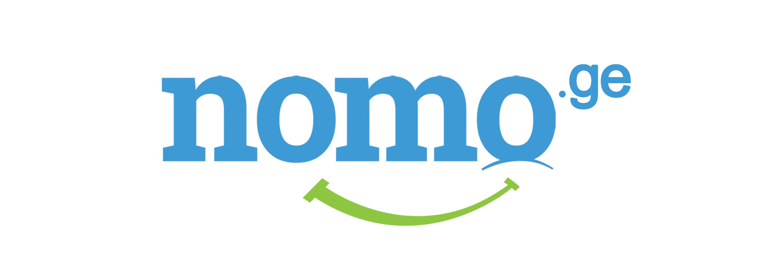 nomo.ge logo