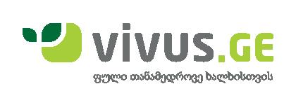 vivus.ge logo