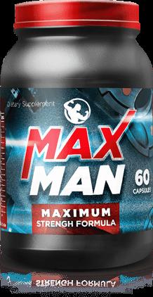 MaxMan.BE logo