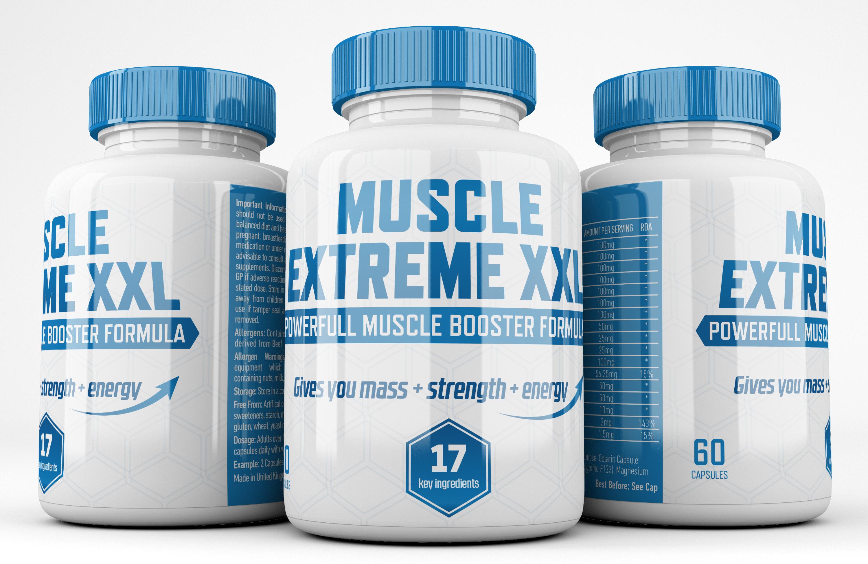MuscleExtremeXXL.CH logo