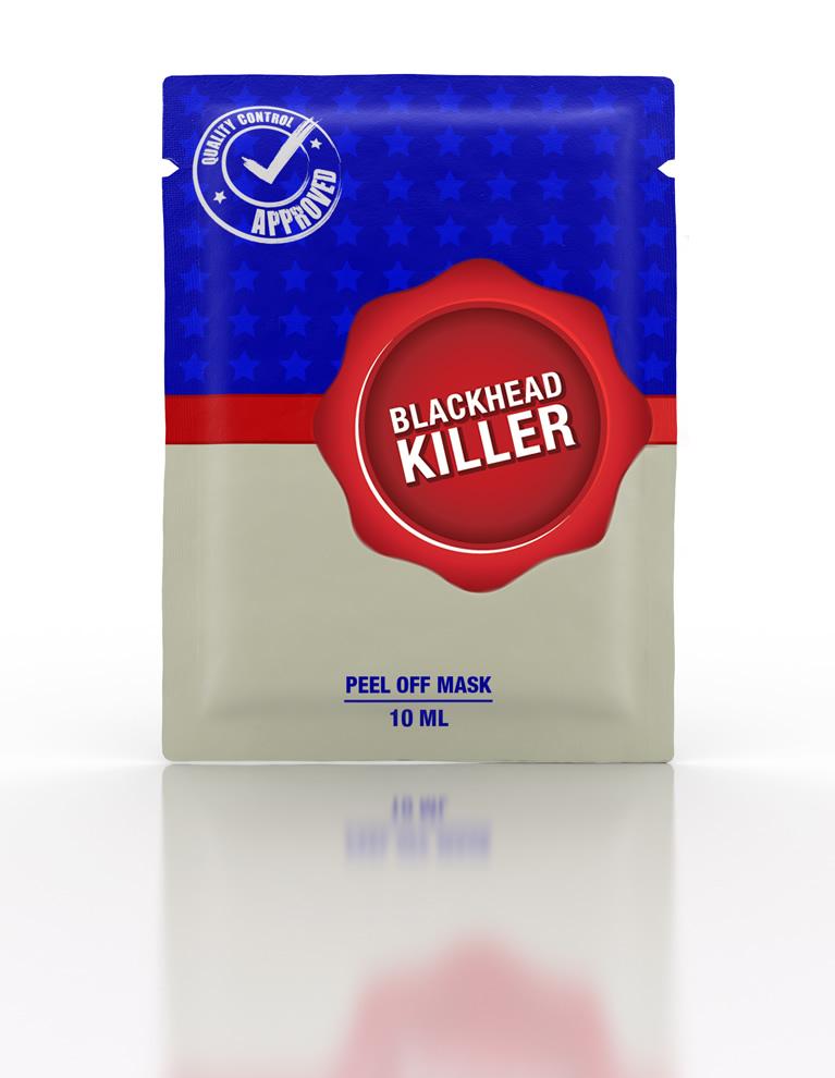 BlackHeadKiller.NZ logo