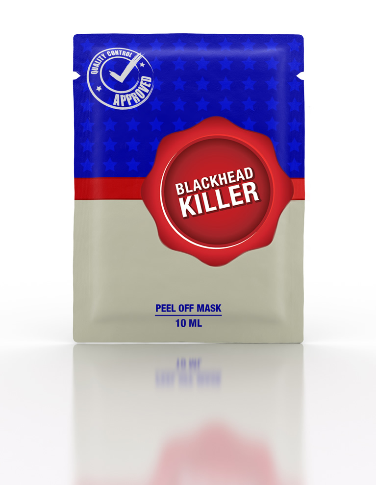 BlackHeadKiller.NO logo